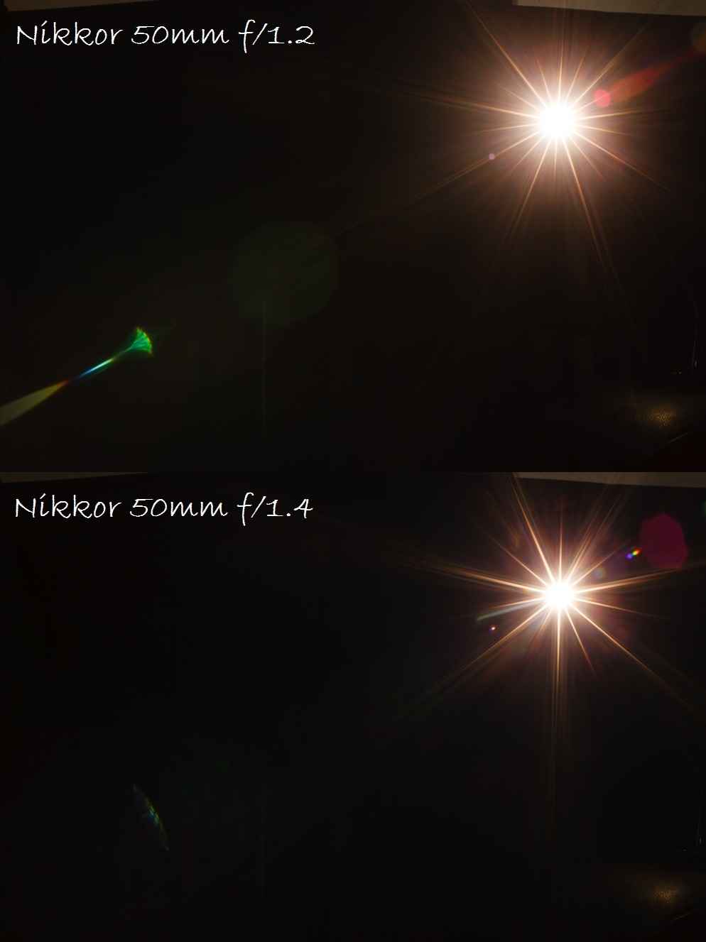 Nikkor-Sunstars