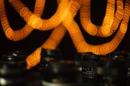 50mm Lens Comparison II – Bokeh Balls