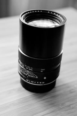 A Mandler from Canada – Elmarit-R 135mm f/2.8
